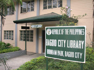baguio city library